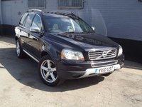 2010 VOLVO XC90 2.4 D5 R-DESIGN SE PREMIUM AWD 5d AUTO 185 BHP £13795.00