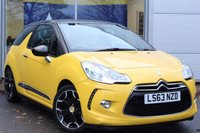 USED 2013 63 CITROEN DS3 1.6 E-HDI AIRDREAM DSPORT PLUS 3d 111 BHP ***FULL DEALER HISTORY***