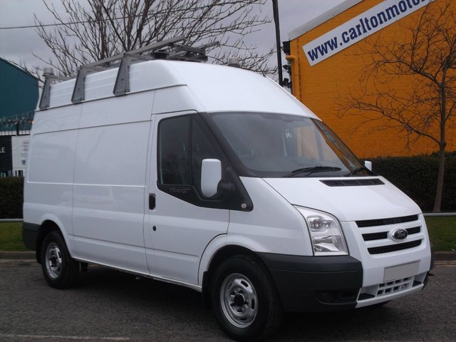 2010 60 FORD TRANSIT  Ford Transit 115 T350 Mwb High Roof [ Mobile Workshop ] Rwd Free UK Delivery