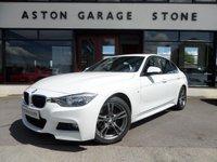 2013 BMW 3 SERIES 2.0 320D M SPORT 4d AUTO 181 BHP *SAT NAV* £16969.00