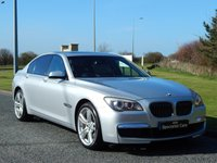 2010 BMW 7 SERIES 3.0 740D M SPORT 4d AUTO 302 BHP £20990.00