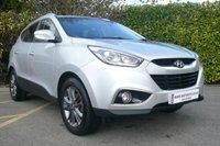 2013 HYUNDAI IX35 2.0 CRDI SE 4WD 5d 134 BHP £13450.00