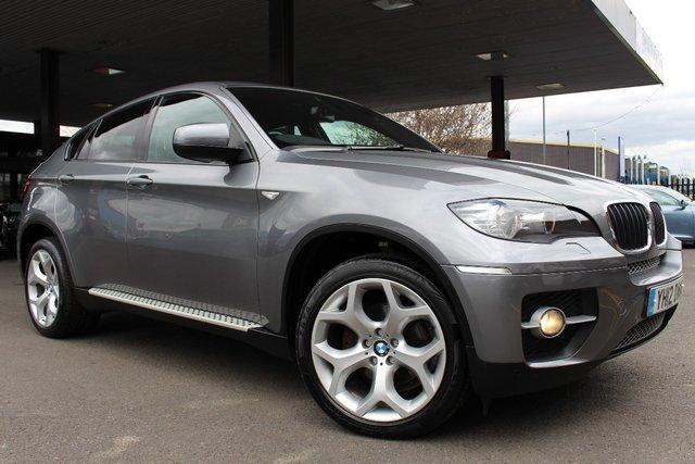 2012 12 BMW X6 3.0 XDRIVE30D 4d AUTO 241 BHP