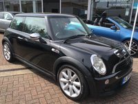 2004 MINI HATCH 1.6 COOPER S 3d 161 BHP £3495.00