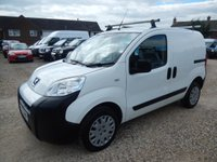 2010 PEUGEOT BIPPER 1.4 HDI PROFESSIONAL 5d 68 BHP 74952 Miles Only £3995.00