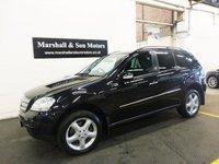 2008 MERCEDES-BENZ M CLASS 4.0 ML420 CDI SPORT 5d AUTO 302 BHP £10500.00