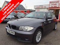 2006 BMW 1 SERIES 116I ES £5495.00