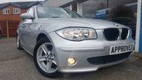 2005 BMW 1 SERIES 1.6 116I SPORT 5d 114 BHP £5150.00