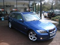 2010 BMW 3 SERIES 2.0 318I EXCLUSIVE EDITION TOURING 5d 141 BHP £8990.00