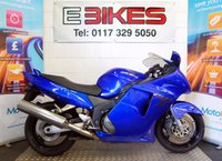 1999 V HONDA CBR 1100 XX SUPER BLACKBIRD 1100cc Sports Tourer £2595.00