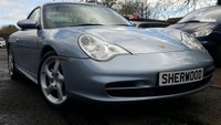 USED 2003 03 PORSCHE 911 MK 996 3.6 996 Carrera 4 Tiptronic S AWD 2dr (SPECIAL COLOUR) Winter Hard Top available with this car