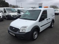2011 FORD TRANSIT CONNECT T220 1.8 110 BHP £SOLD