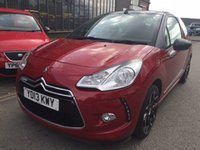 2013 CITROEN DS3 1.6 DSTYLE PLUS 3d 120 BHP £9495.00