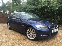 2011 BMW 3 SERIES 2.0 318D EXCLUSIVE EDITION TOURING 5d 141 BHP £6989.00