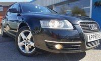 2007 AUDI A6 2.0 TDI SE TDV 5d 140 BHP £6395.00