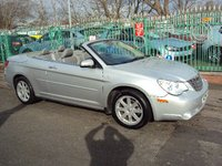 2009 CHRYSLER SEBRING 2.0 CRD LIMITED 2d 139BHP CONVERTIBLE £3990.00