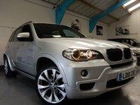 2010 BMW X5 3.0 XDRIVE30D M SPORT 5d AUTO 232 BHP £24990.00