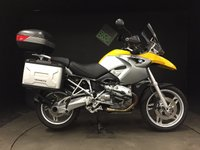 2004 BMW R1200 GS 04, 21k, ABS, FULL LUGGAGE, VGC £5100.00