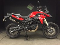 2015 BMW F800 GS 2015, 962 MILES, PERFECT, MODES, ABS, ESA £7750.00