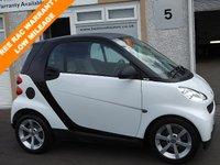 2010 SMART FORTWO 1.0 PULSE MHD 2d AUTO 71 BHP £4500.00
