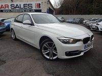 2012 BMW 3 SERIES 2.0 318D SPORT 4d 141 BHP £12995.00