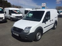 2012 FORD TRANSIT CONNECT T200 1.8 TDCi 75 £5995.00