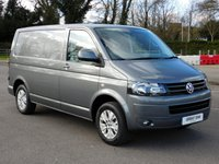 2015 VOLKSWAGEN TRANSPORTER T30 2.0TDI 140PS SWB HIGHLINE £17995.00