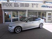 2011 BMW 3 SERIES 3.0 335D M SPORT 4d AUTO 282 BHP £16975.00