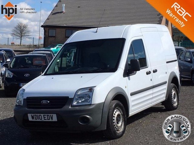2010 10 FORD TRANSIT CONNECT 1.8 T230 LWB HR DIESEL