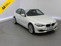 2013 BMW 3 SERIES 2.0 318D SE 4d 141 BHP £13950.00