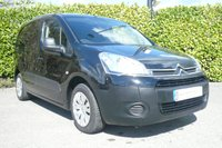 2013 CITROEN BERLINGO 1.6 625 ENTERPRISE L1 HDI 5DR  75 BHP £5999.00