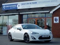 2013 TOYOTA GT86 2.0 D-4S 2dr (200) £15990.00
