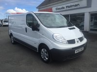 2013 RENAULT TRAFIC LL29 2.0 DCI 115 6-Speed LWB £SOLD
