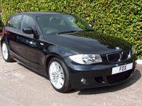 2010 BMW 1 SERIES 2.0 118D M SPORT 5d 141 BHP £8495.00