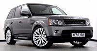 2009 LAND ROVER RANGE ROVER SPORT 3.0 TDV6 HSE 5dr Auto £25750.00