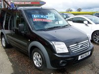 2011 FORD TRANSIT CONNECT 1.8 T200 LIMITED LR VDPF 1d 109 BHP £5995.00