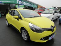 USED 2013 13 RENAULT CLIO 1.1 EXPRESSION PLUS 16V 5d 75 BHP ** 01543 379066 ** JUST ARRIVED **