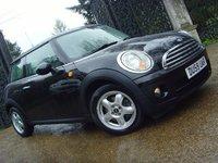 2009 MINI HATCH COOPER 1.6 COOPER D 3d 108 BHP £6999.00