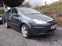 2008 FORD C-MAX 1.8 STYLE 5d 124 BHP £3495.00