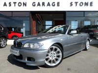 2006 BMW 3 SERIES 3.0 330CI M SPORT 2d AUTO 228 BHP * SAT NAV * £6850.00
