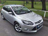 2012 FORD FOCUS 1.6 ZETEC TDCI 5d 113 BHP £6990.00