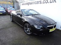 USED 2005 05 BMW 6 SERIES 3.0 630Ci 2dr Full History+Navigation+++