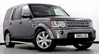 2010 LAND ROVER DISCOVERY 4 3.0 TDV6 XS 5dr Auto £23995.00