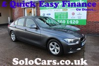 2012 BMW 3 SERIES 2.0 320D EFFICIENTDYNAMICS 4d 161 BHP £10000.00