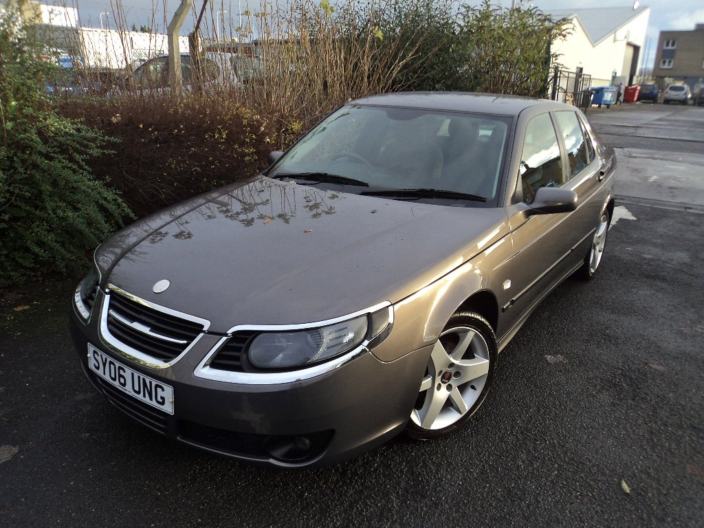 2006 Saab 9-5 Sport Tid £2,988