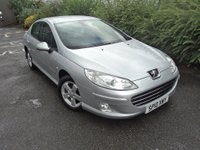 USED 2010 10 PEUGEOT 407 2.0 SPORT HDI 4d 139 BHP £500 Deposit £139 A Month