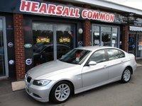 2007 BMW 3 SERIES 2.0 320D SE 4d 161 BHP £5395.00