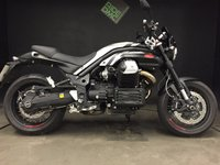 2015 MOTO GUZZI GRISO 1200 SE 8V, OCT 15, 680 MILES, RACE CAN £SOLD