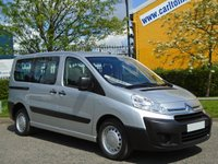 2009 CITROEN DISPATCH  2.0Hdi 9 Seat Minibus Twin Side Doors A/C Low Mileage Free UK Delivery £8950.00