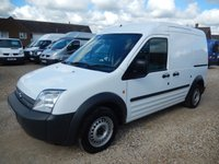 2007 FORD TRANSIT CONNECT T230 LWB 1.8 TDCi VAN WITH WHEELCHAIR / MOBILITY SCOOTER LIFT £4995.00
